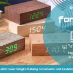 Gingko banner flip click clock 2019 v2