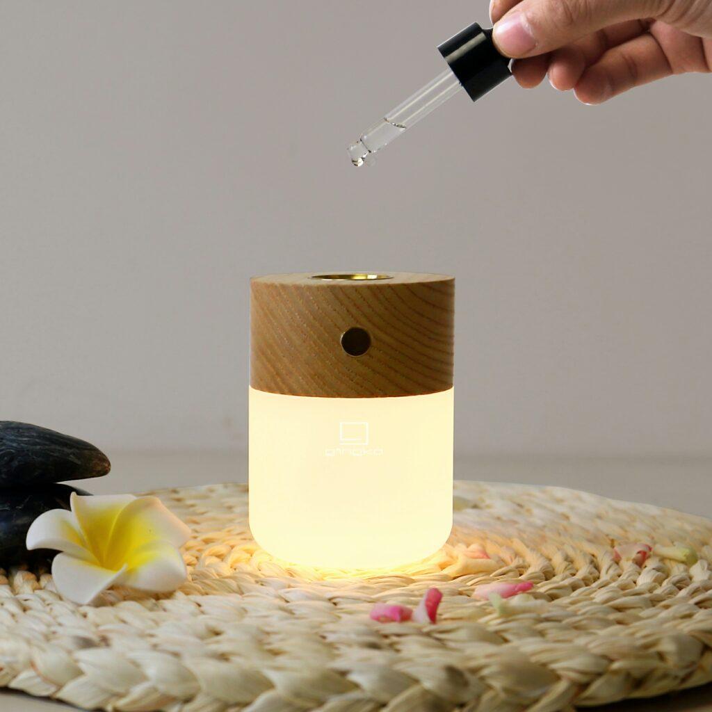 Gingko smart diffuser lamp13