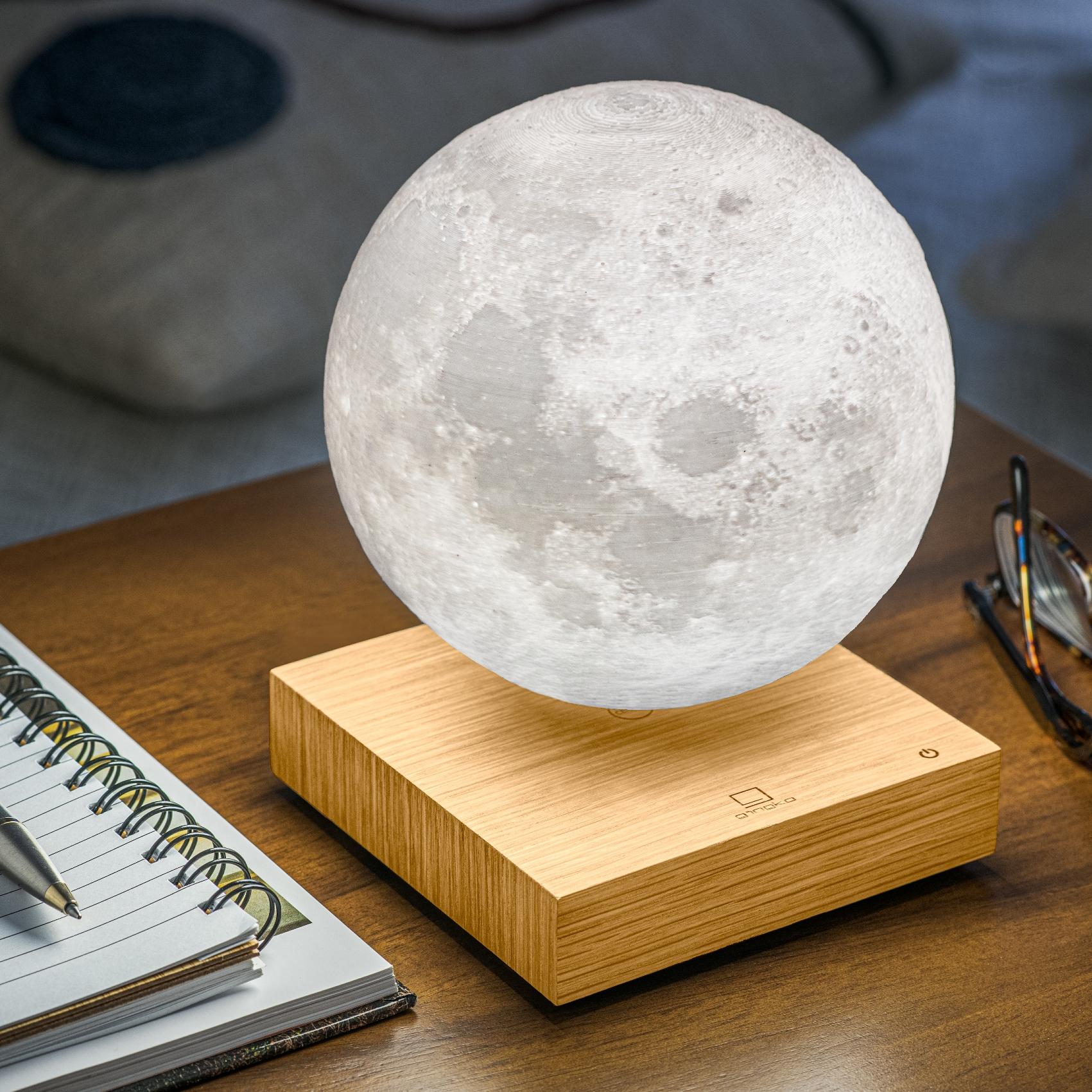 Gingko smart moon lamp05