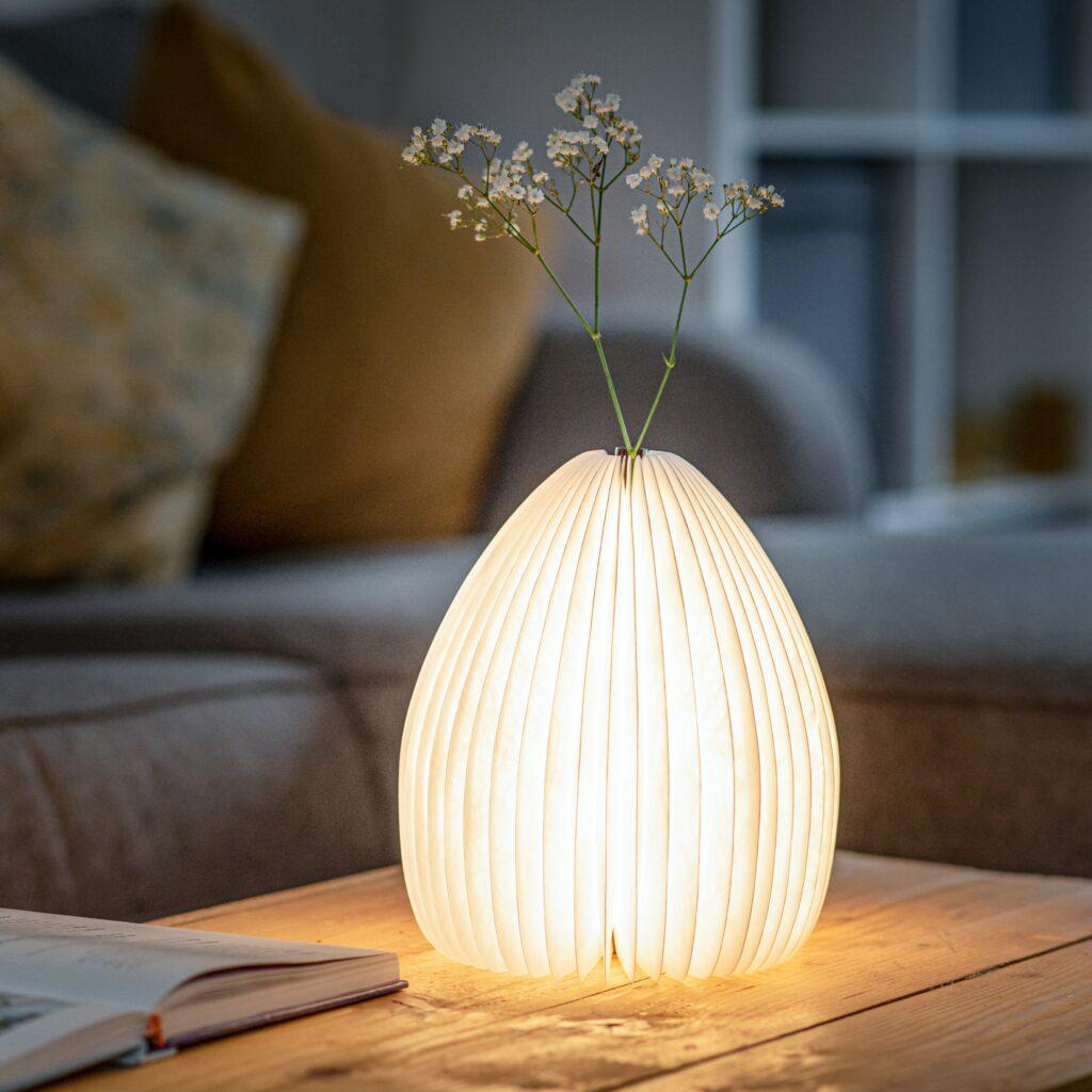 Gingko smart vase light08