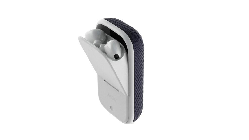 Speakerbuds la127db dark blue fabric 02 1