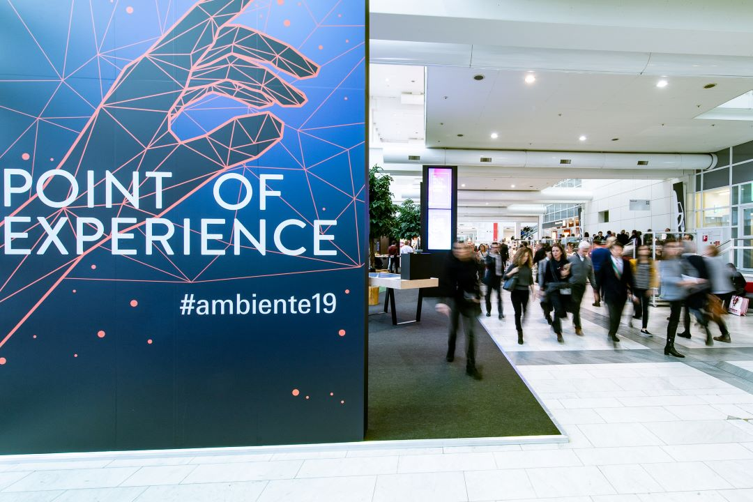 ambiente 2019 point of experience