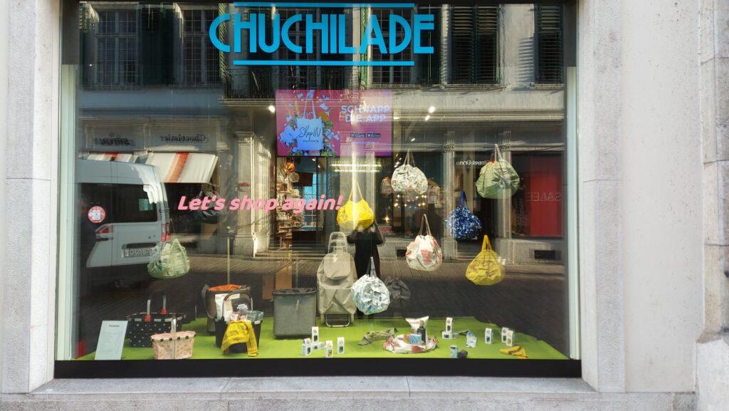 Chuchilade schaufenster solothurn