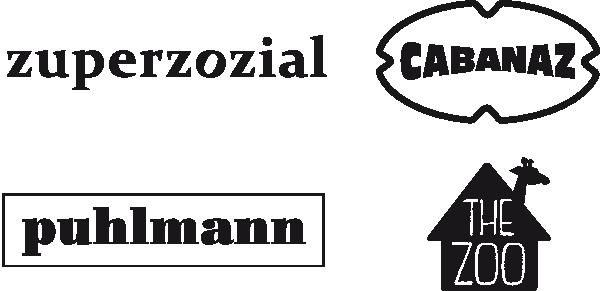 Logo zuperzozial cabanaz puhlmann the zoo1