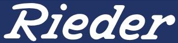 Rieder logo
